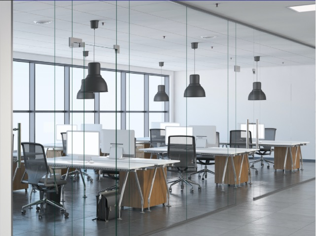 OFFICES, WAREHOUSES AND OTHER COMMERCIAL SPACES